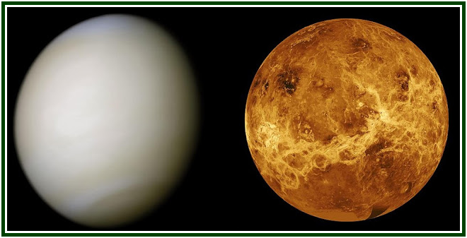 The History of a Planet: Venus