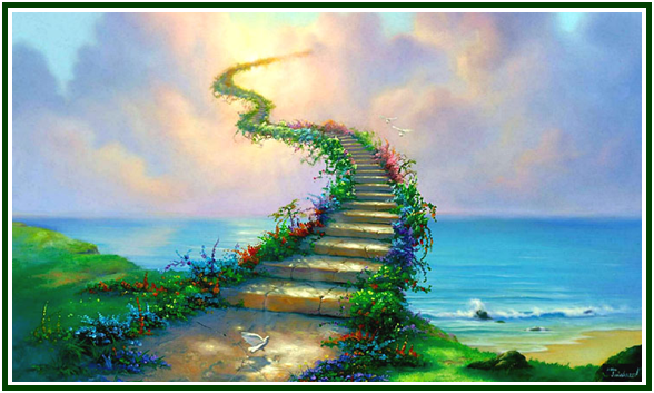 A Escada de Ouro com mold_
