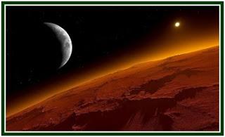 3. Marte Chama à Luta